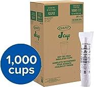 Dart 12J12 12 oz Foam Cup (Case of 1000)
