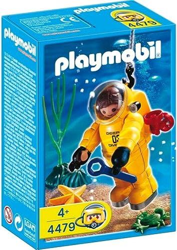 Playmobil 4479 - Buzo: Amazon.es: Juguetes y juegos
