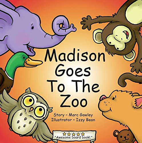 (Madison Goes to the Zoo)