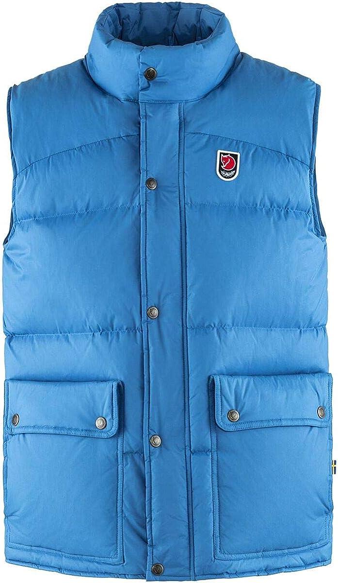 Fjallraven Expedition Down Lite Vest - Men's, UN Blue, Large, F84606-525-L at  Men's Clothing store