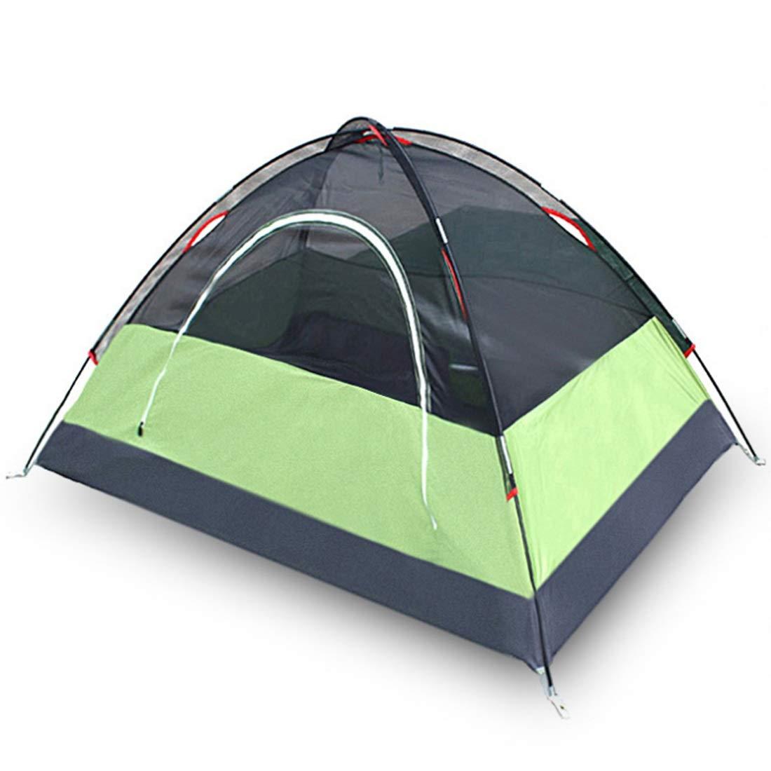 Fepelasi kampierendes Wildes kampierendes Fepelasi Zelt im Freien für 1 Person (Farbe   Grün) fa1ecf