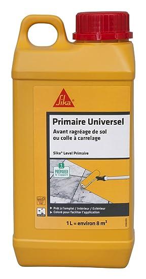 Primaire DAccrochage Pour Ragrage Et Colle  Sika Level Primaire