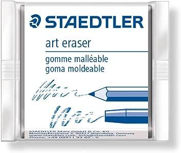 Staedtler 5427Rubber Gum Paste Karat Modelling Clay Bar