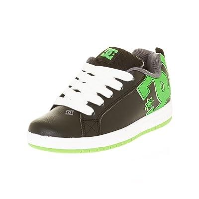 DC Shoes Court Graffik Chaussure Garcon Noir Taille