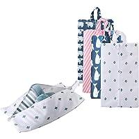Portátil Bolsas de Zapatos de Viaje Multifuncional Oxford
