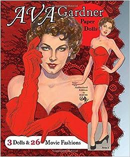 Ava Gardner Cut-Out Dolls