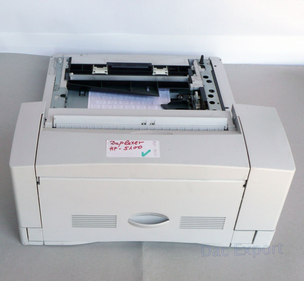 Hp Laserjet 5100 Q1864a Duplexer Assembly by HP