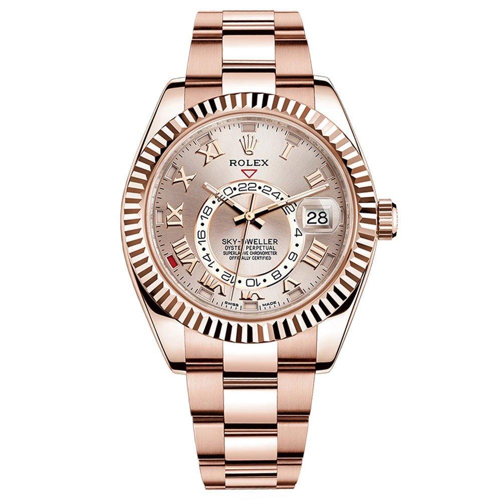 Rolex Sky-Dweller, Swiss Watch, Date Display, Rolex Women's Watches, Luxury Watch