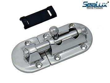 Amazon.com: SeaLux Marine 316 - Cierre de cerradura de acero ...