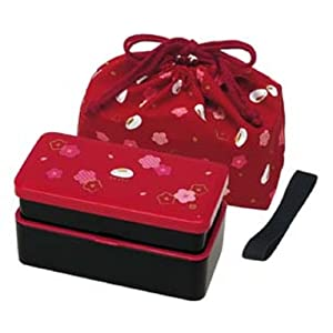 Traditional Rabbit Blossom Bento Box Set