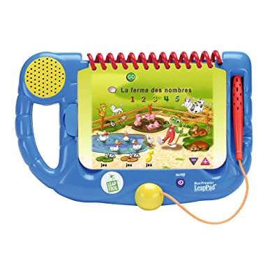 LeapFrog My First LeapPad (Blue) by: xxx: Toys & Games