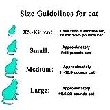 YMCCOOL 100pcs Cat Nail Caps/Tips Pet Cat Kitty