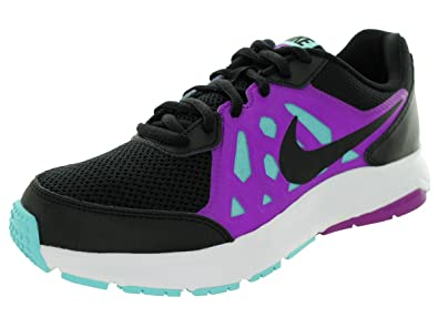 Nike Womens Dart 11 Black/Black/Vivid Purple/Copa