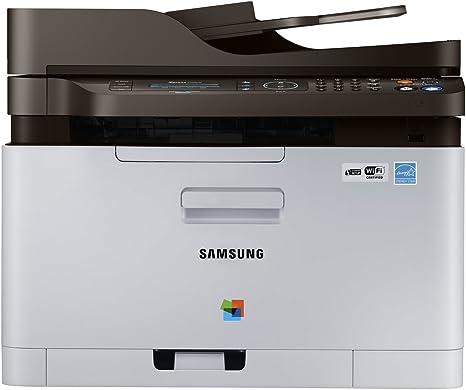 Samsung Serie Xpress SL-C480FW - Impresora láser Multifuncional ...
