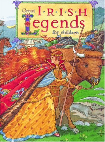 Great Irish Legends for Children ()