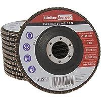 woltersberger Compartimiento Discos, diámetro 115mm, grano P 120