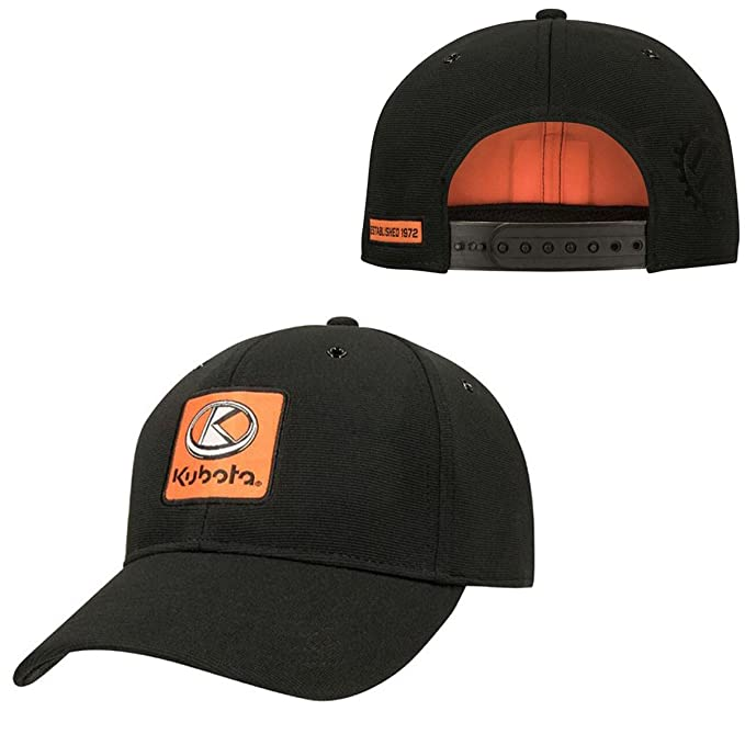 Image Unavailable. Image not available for. Color  Kubota Spandex Twill  Established Cap 4fe7fc6fd4ad