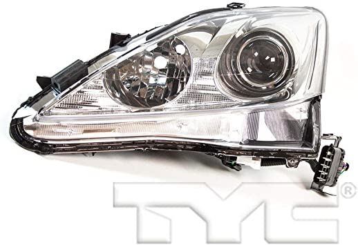 TYC 20-6823-01-1 Lexus Right Replacement Head Lamp
