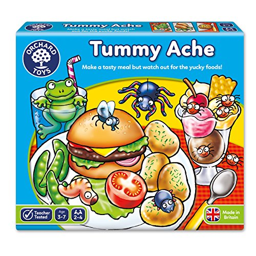 Tummy Ache Board Game