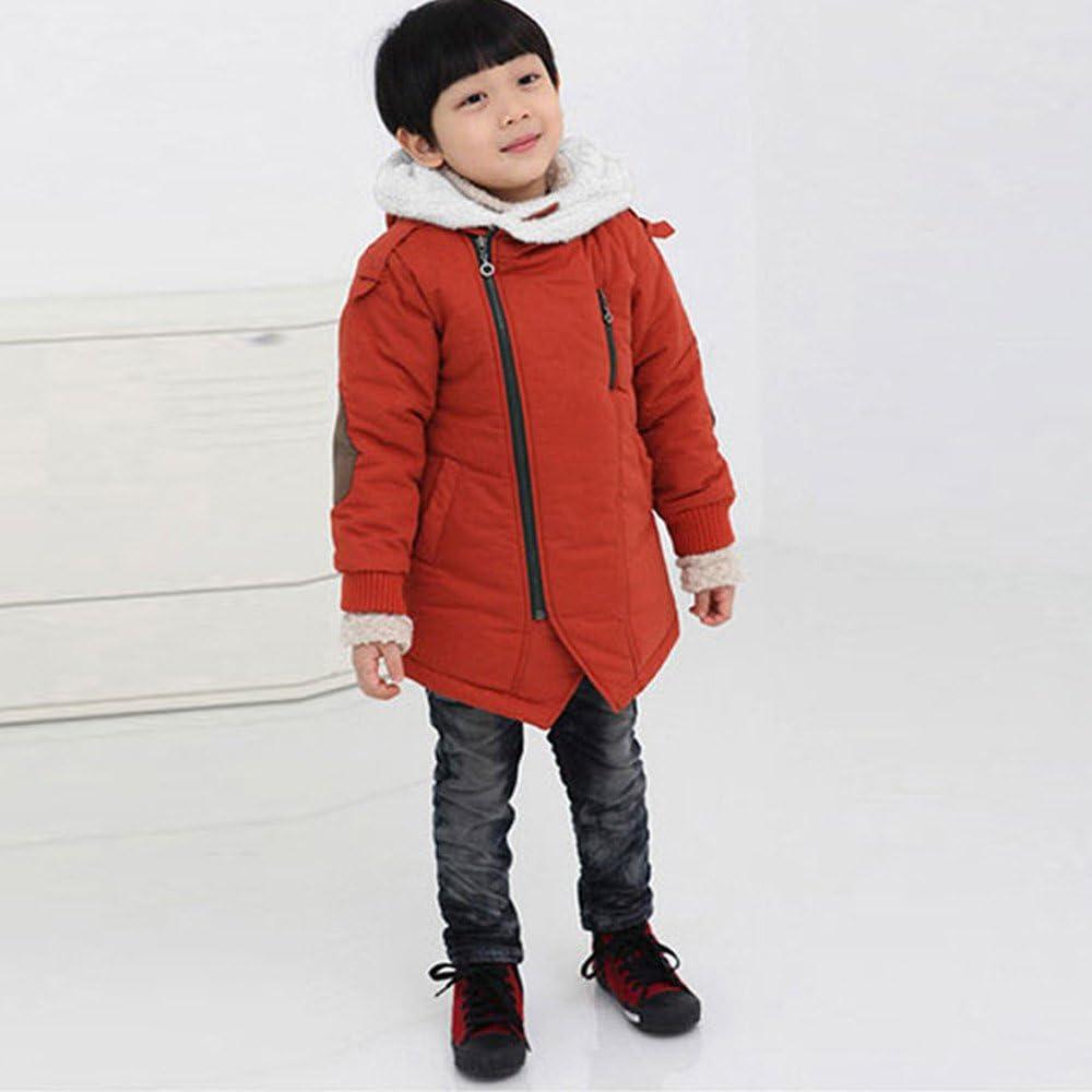 VEKDONE Children Winter Warm Hooded Fur Trim Snowsuit Puffer Down Jacket Snow Ski Bib Pants Outfits