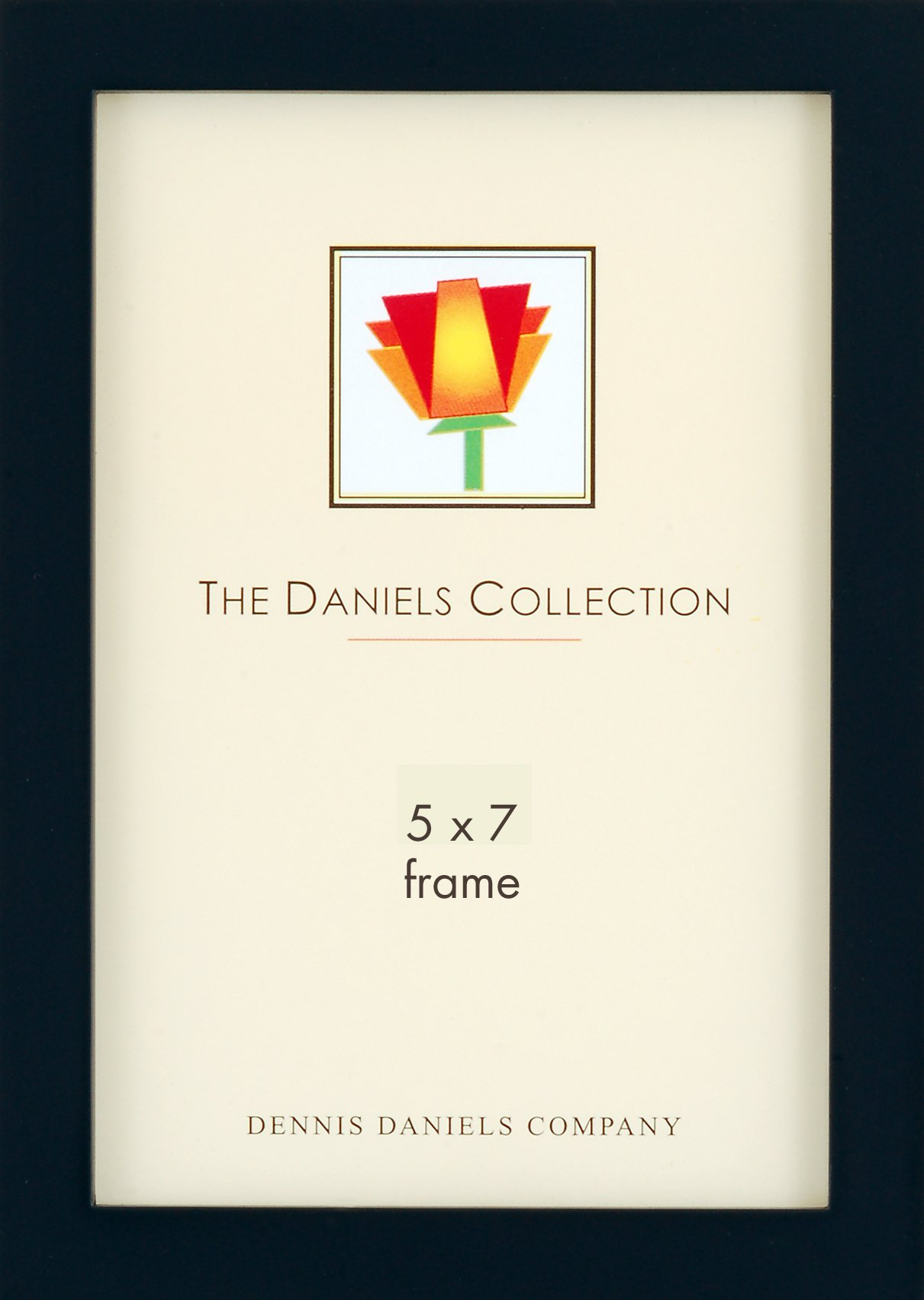 Dennis Daniels Gallery Woods Picture Frame, 5 x 7