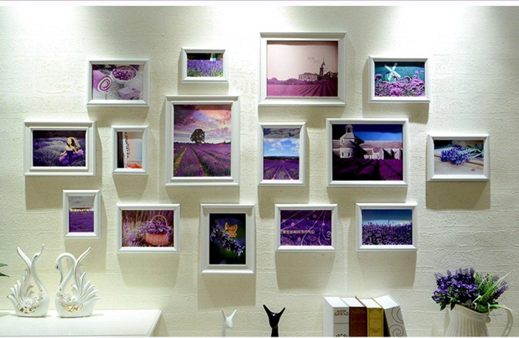 LYTSM® Foto Wand, europäischen Bilderrahmen Wand kreative ...