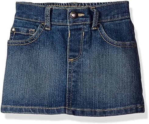 The Children's Place Baby Girls' Denim Mini Skirt