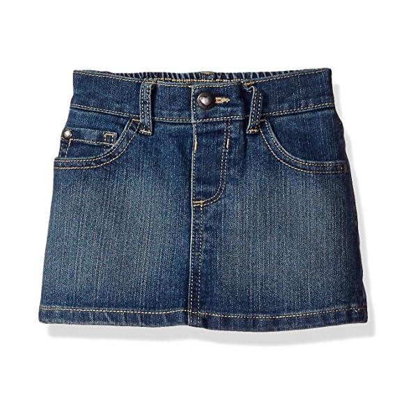 The Children's Place Baby Girls' Denim Mini Skirt