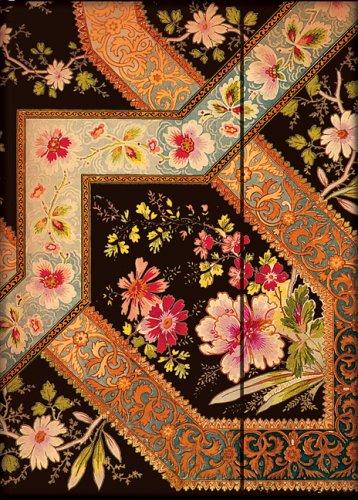 Filigree Floral - Ebony: Unlined pdf epub