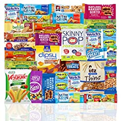 Healthy Snacks Care Package (Count 30) -...