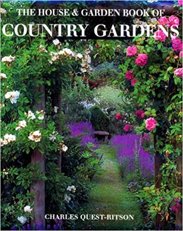 Read The House & Garden Book of Country Gardens PDF