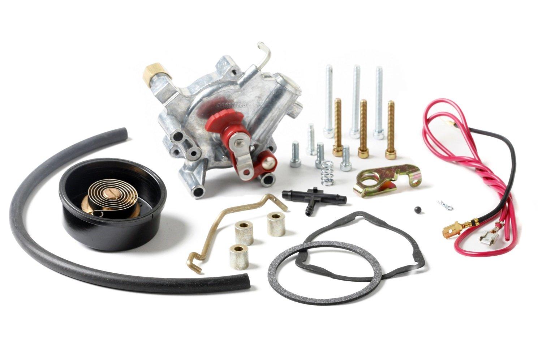 Amazon.com: Holley 45-224S Shiny Finish Electric Choke Conversion Kit:  Automotive