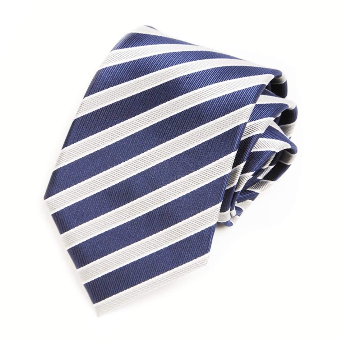 Hemotrade Lazo de los Hombres del Negocio Empate Corbata Rayada ...