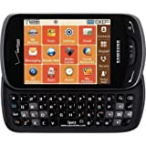 Verizon Samsung Brightside SCH-U380 - 3MP Camera, QWERTY, Touch Screen - CDMA Verizon/Page Plus - Metallic Black