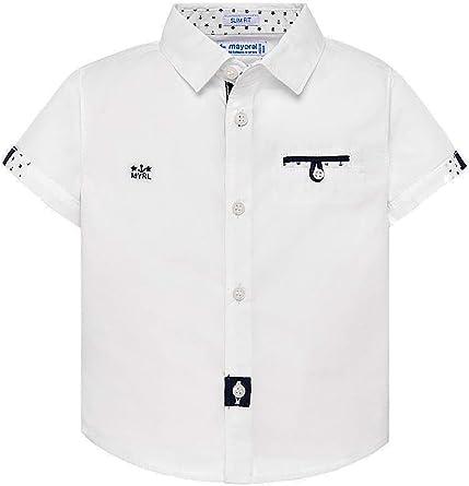 Mayoral 29-01127-090 - Camisa para bebé niño 18 Meses: Amazon.es: Ropa y accesorios