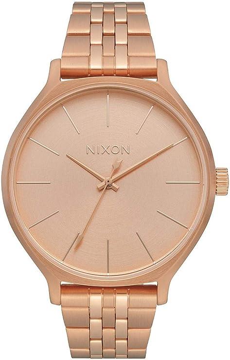 Nixon Reloj de Pulsera Clique.