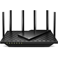 TP-Link AX5400 WiFi 6 Router (Archer AX73)- Dual Band Gigabit Wireless Internet Router, High-Speed ax Router for…