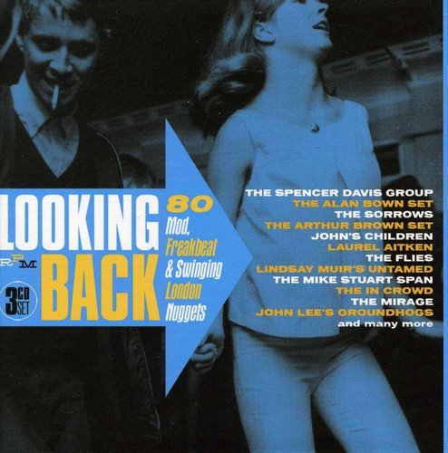Looking Back: 80 Mod, Freakbeat & Swinging London Nuggets /  Various ()