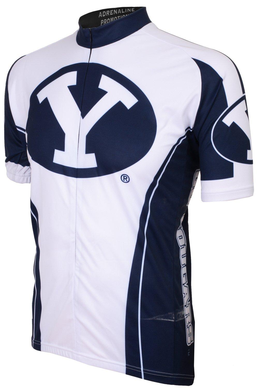 Adrenaline Promotions NCAA BYU Cougar Radfahren Jersey