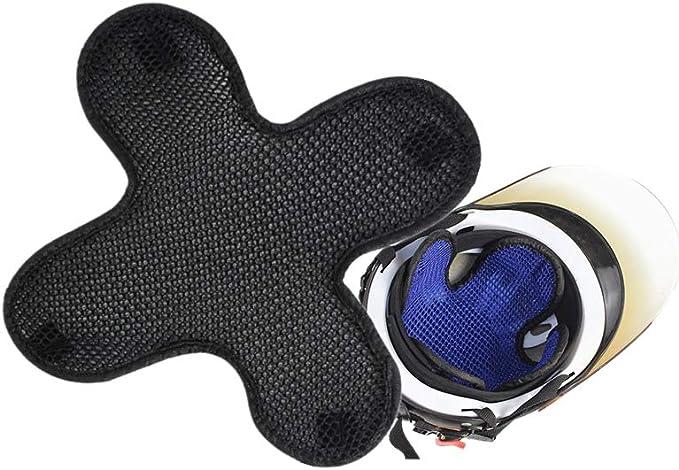 1 set Bike Helmet Pad Sponge Cycling Helmet Padding Bicycle Accessories LU