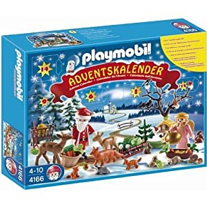 Playmobil Adventskalender 123