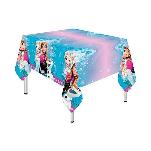 63 opinioni per Procos 86884- Tovaglia plastica Disney Frozen Northern Lights (120x180 cm)