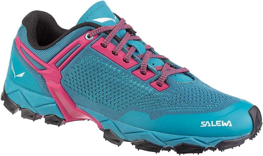 SALEWA WS Lite Train K, Zapatillas de Senderismo para Mujer ...