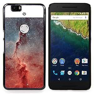 Stuss Case / Funda Carcasa protectora - Universo Pilar Estrellas Nebulosas Red Cosmos - Huawei Google Nexus 6P