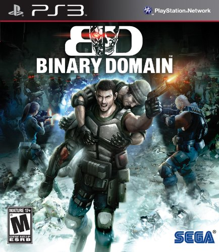 Binary Domain - Playstation 3 - The Store Domain Hours