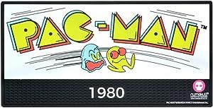 Pac-Man Official Rubber Floor Mat/Door Mat/Bathroom Mat