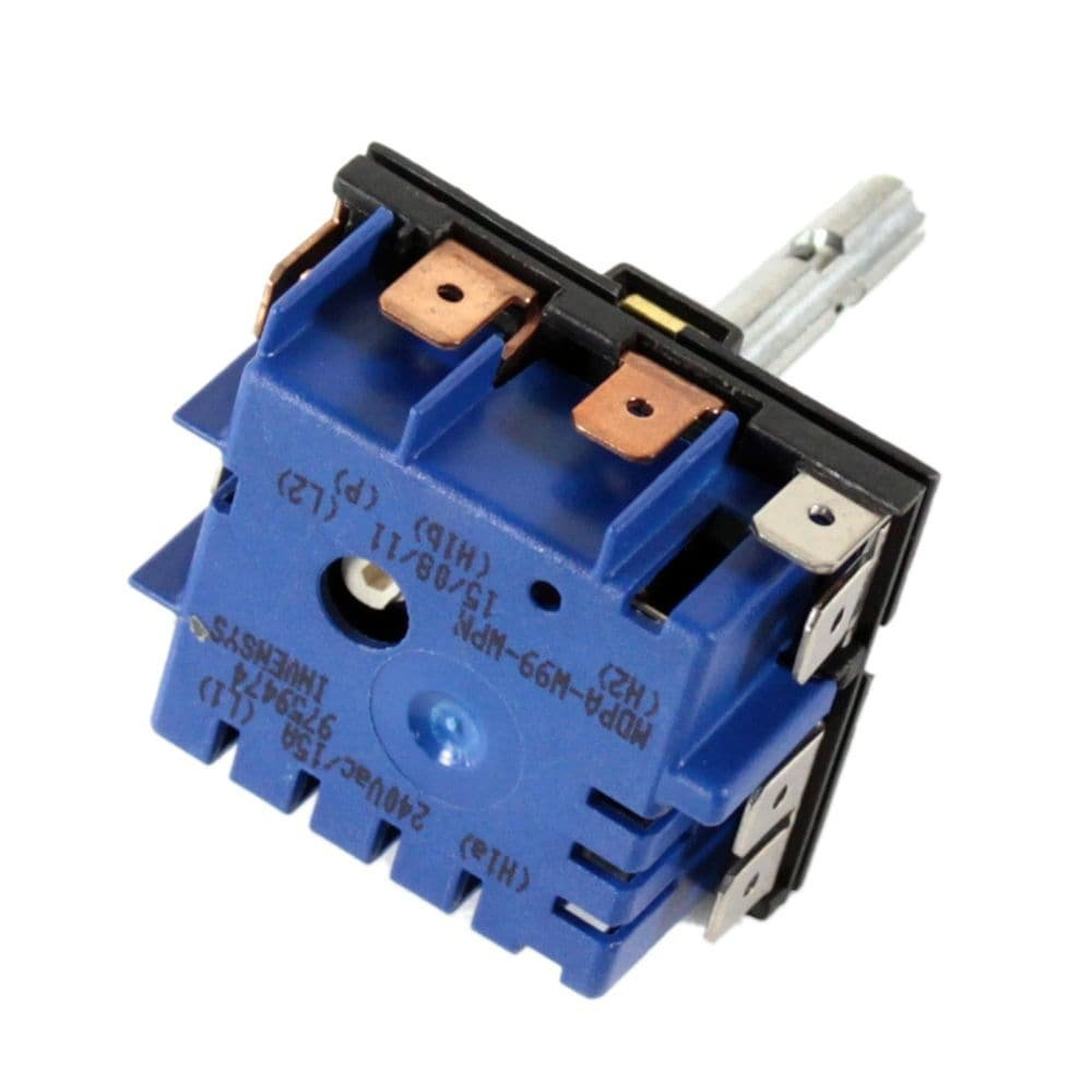 Whirlpool W9759474 Range Surface Element Control Switch Genuine Original Equipment Manufacturer (OEM) Part for Whirlpool