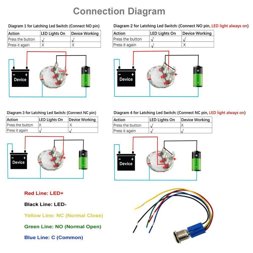 [DIAGRAM_0HG]  12 Volt Push Button Switch Wiring Diagram - Samsung Dvd Wiring Diagram for Wiring  Diagram Schematics | Led Button Wiring Diagram |  | Wiring Diagram Schematics