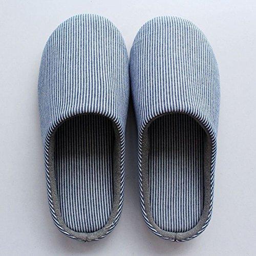 les Femmes 39 de Bois Antidérapant Muet 42 Souples Pantoufles Chaussures Maison Intérieure Hommes B la de B Maison D'Hiver Plancher Amateurs 39 Pantoufles de Coton à Et de 42 rqBrwC