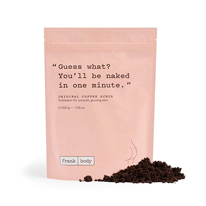 The Best Home And Body Co Coffee Scrub